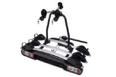 M-WAY NIGHTHAWK PLUS TOWBALL MOUNTED 3 CYCLE CARRIER - BC3023